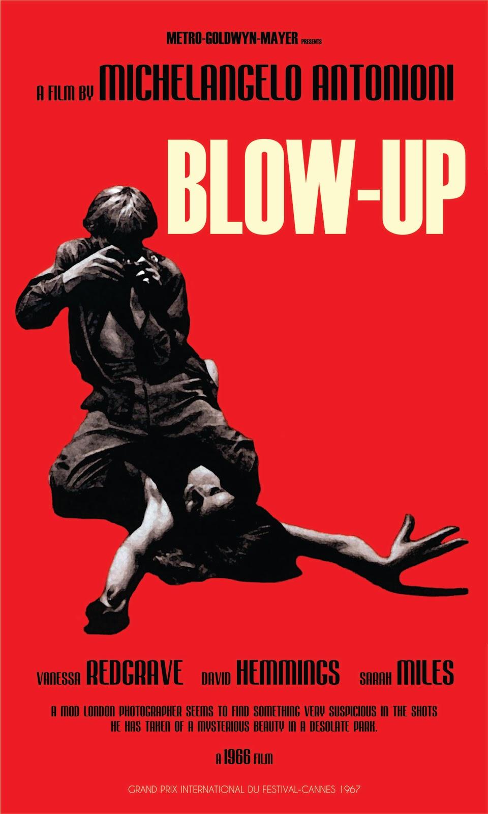 Cartel de la película Blow-Up